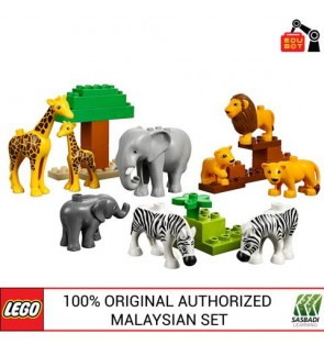 LEGO Education Wild Animals Set 45012